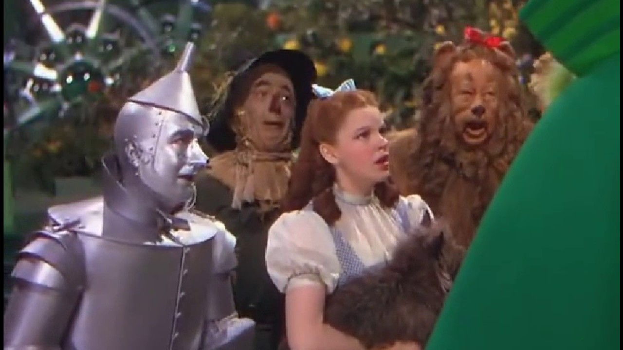Behind the curtain wizard of oz - The Wizard Of Oz Nobody Can See The Great Oz