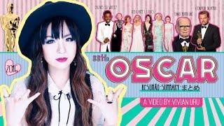 CINEMA: Oscar 2016 | Resumo | Summary | まとめ • Vivian Uru