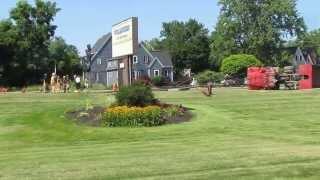 Dump Truck Accident Henrietta NY 7/16/13
