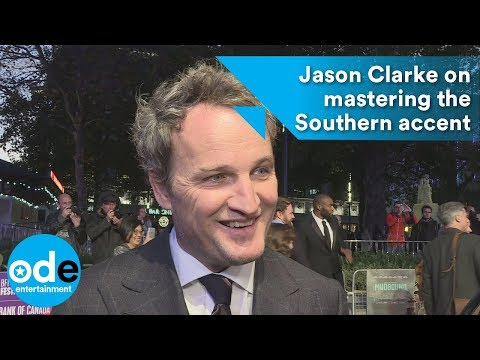 Mudbound: Jason Clarke on mastering the Southern accent