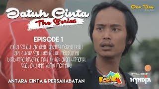 JATUH CINTA Ft Hyndia Band Episode 1 -  Film Pendek Ngapak  #OOTE