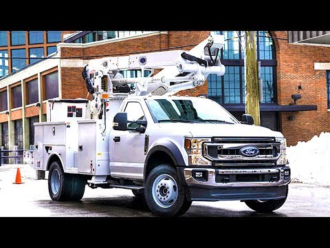 2020 Ford F-600 Super Duty – The Best Work Truck!!