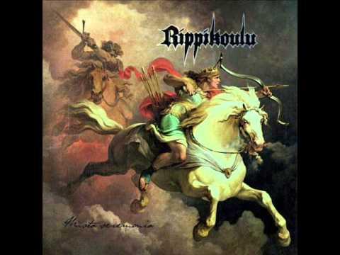 Rippikoulu - Musta Seremonia (1993) [Full Demo]