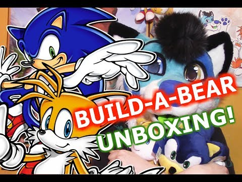 sonic-and-tails-build-a-bear-unboxing!