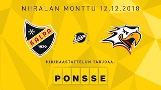 KalPa - Sport, 12.12.2018, hikihaastattelu: Sami Kapanen ja Jonathan Iilahti