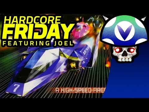 [Vinesauce] Joel - Hardcore Fridays: F-Zero X