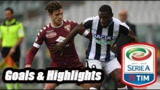 Udinese vs Torino - Goals & Highlights Calcio Série A