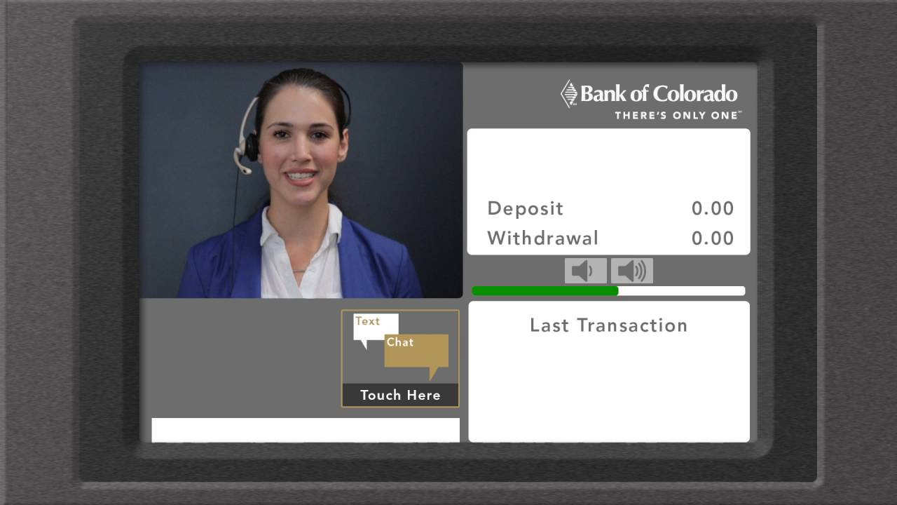 ATM Live | Bank of Colorado