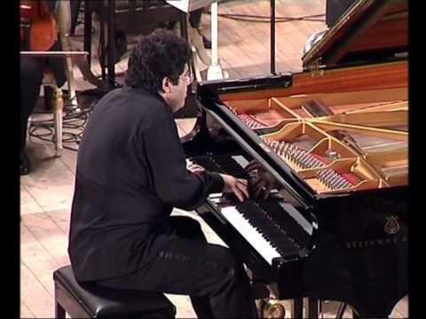 Murad Adigezalzade - S.Prokofyev - Concerto No.2 (4 parts)