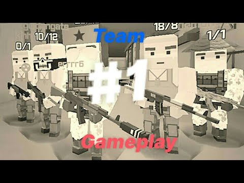 FAN OF GUNS TEAM GAMEPLAY#1 MEGAFIRE