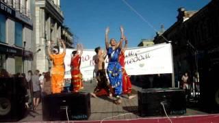 Индийский танец в Самаре. Обучение. Виталий 89171090485