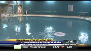 LIVE: KAKE News On Your Side Personal Safety - 3 Essentials for Swim Safety at Lake or Pool
