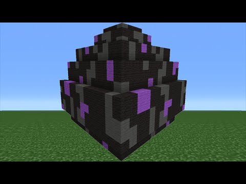 Minecraft tutorial how to make a dragon egg youtube minecraft tutorial how to make a dragon egg ccuart Image collections