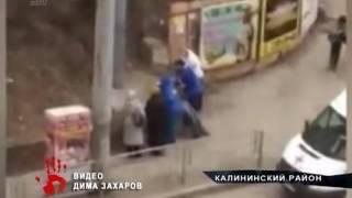 Мужчина потерял сознание на глазах очевидцев