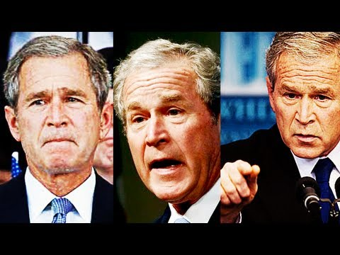 Bush's Best Speech