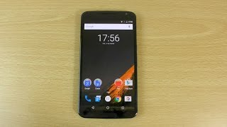 Nexus 6 Official Android 6.0 Marshmallow - Review!