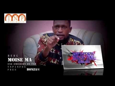 [TnpInfos] Kinshasa: BERGER MOISE NANI L'HOMME FORT YA VIE NA YO