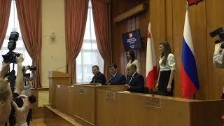 Мэром Вологды стал Сергей Воропанов