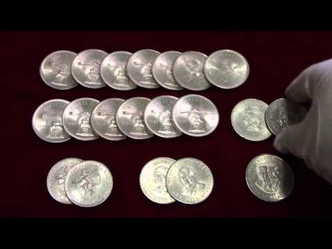 April Mexican Silver Pickups