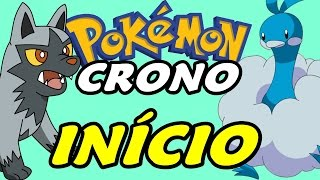Pokémon Crono (Hack Rom) - O Início Fail?!