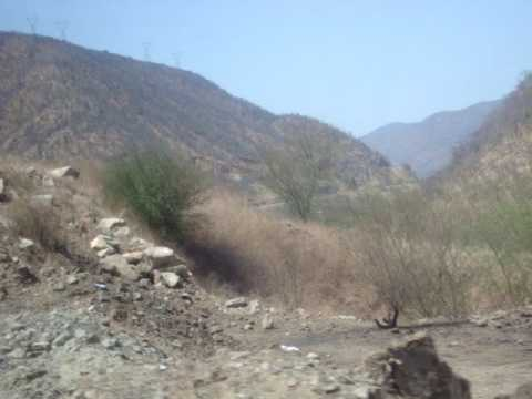 Mexican landscape! - YouTube
