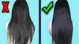 Get Super Silky & Glossy Hair in 1 Day | DIY Hair Mask  - Deep Conditioner thumbnail