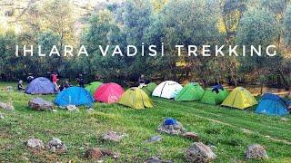 IHLARA VADİSİ TREKKING
