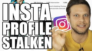 😏  Genialer Trick: Instagram Stories anonym anschauen 😏 | #FragDenDan
