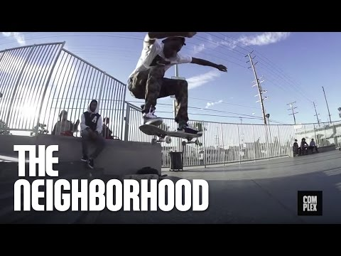 Theotis Beasley Gives Complex A Tour of Inglewood, CA | The Neighborhood On Complex