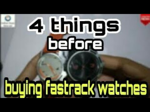 how to find out copy fastrack  watches/ copy fastrack watches(Hindi)