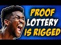 How Rigged Is the NBA Draft Lottery?