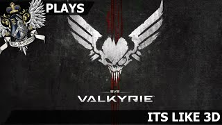 TacticAngel plays Eve Valkyrie for the first time