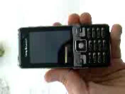 My Sony Ericsson C702