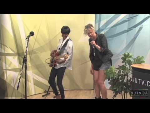 """Jocelyn & Lisa """"Bound to You"""" - NUTV Full Frontal LIVE!"""