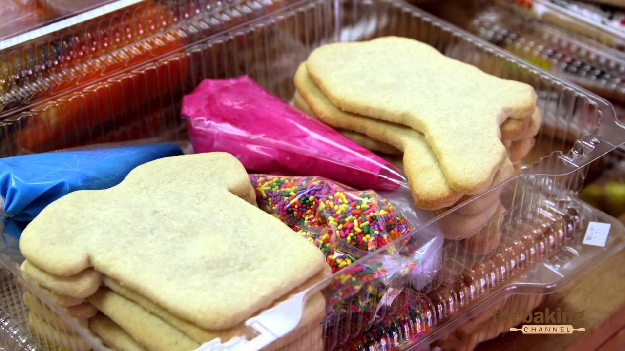 Cookie Decorating Kit - YouTube