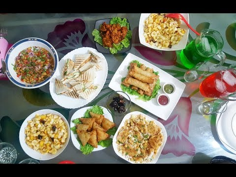 First Iftar of 2018 /Ramadan Mubarak/ Vlog by (YES I CAN COOK)