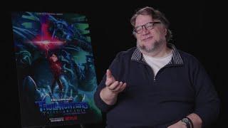 Guillermo del Toro finds kindred spirit in Mark Hamill