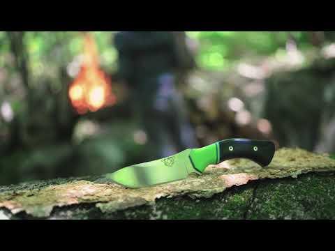 KCKNIVES new camp knife