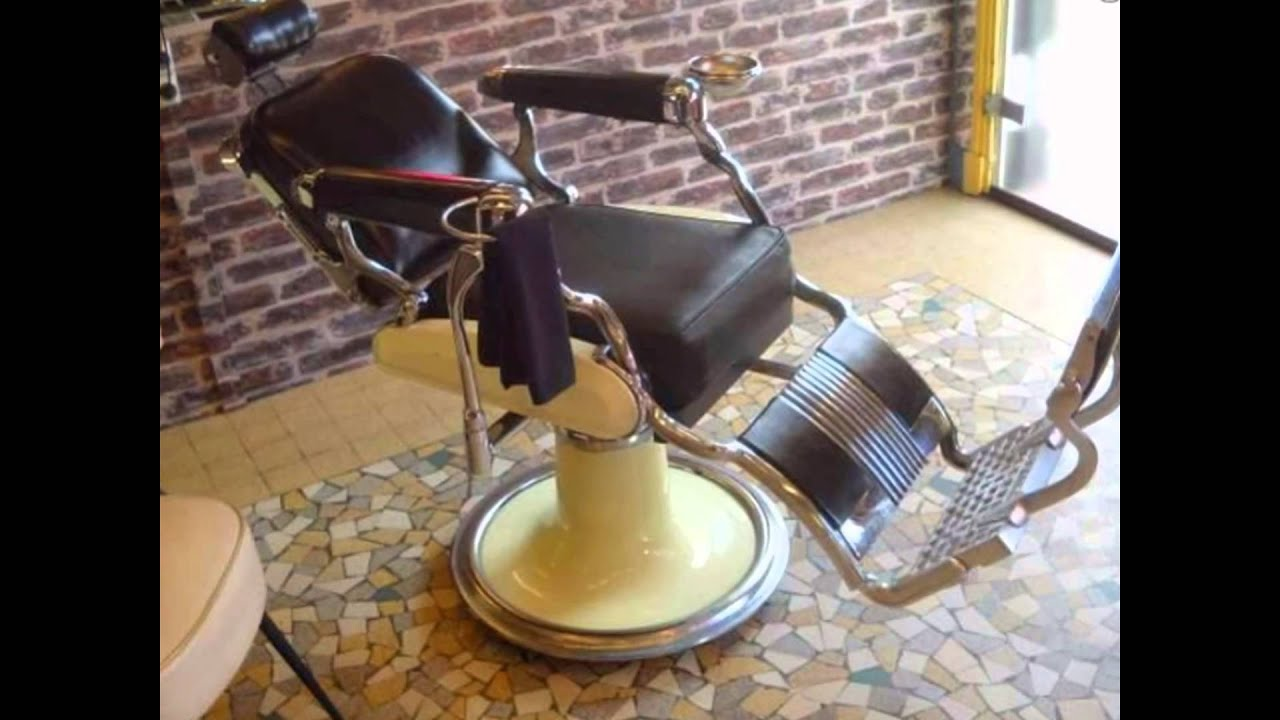 takara belmont barber chair pilation hairdresser man
