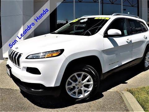 Used Jeep Cherokee Latitude for sale in Bay Area Oakland Alameda Hayward Fremont San Leandro CA