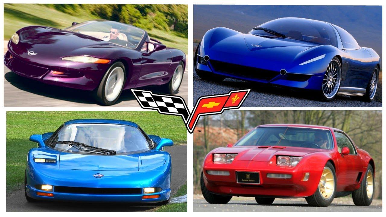 Los Corvette Mas RAROS Que nadie supo que existían