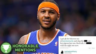 Top 5 WORST Sports Social Media Fails -HM