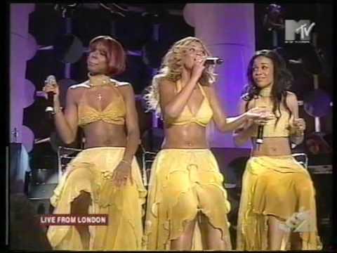Destiny's Child - Emotions (Live @ Jam In The Park 2001)
