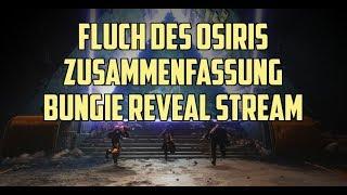 Destiny 2 Fluch des Osiris | Neuer Raid | Heroische Strikes | Neuer Content - Zusammenfassung