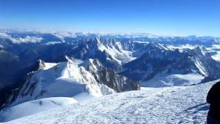Mont Blanc 2010 360 view
