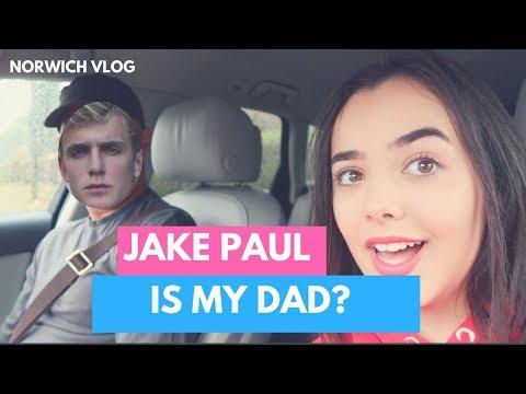Jake Paul is my dad? | Norwich vlog.