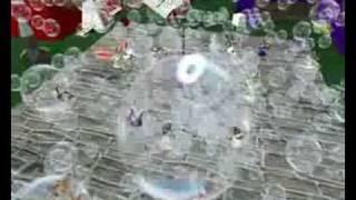 Tiny Olympics - Toga party