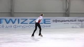 Каскад Cальхов (2 оборота)  Риттбергер (2 оборота)