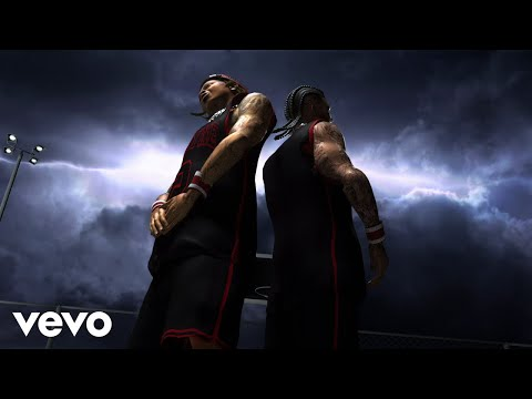 Смотреть клип The Game Ft. Lil Wayne - A.I. With The Braids