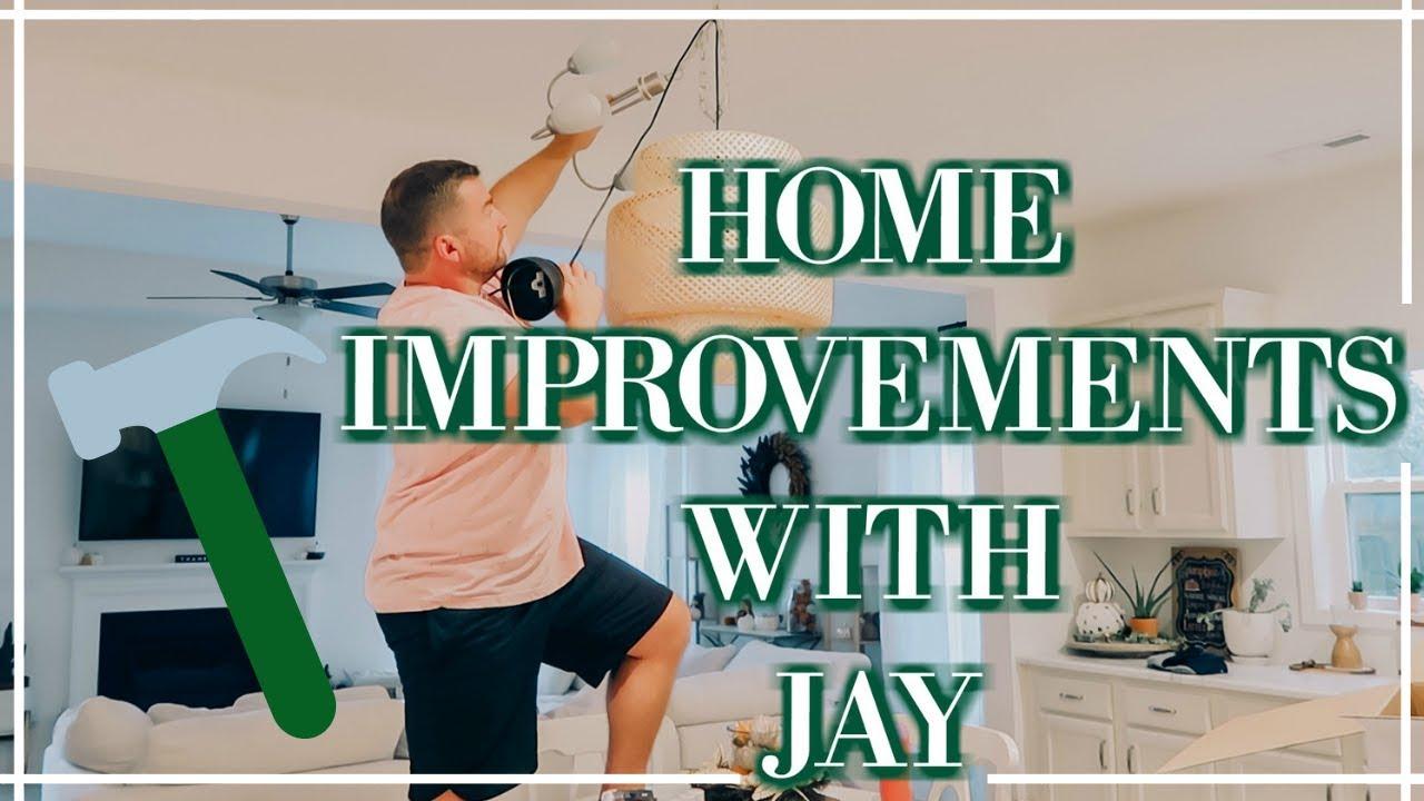 Eberhart Salle De Bain home improvements with jay | sam & jay